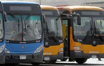 تشغيل 34 خط أتوبيس نقل عام لنقل المواطنين فى محافظات القاهرة الكبرى خلال العيد