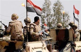ملحق الدفاع بلندن: الجيش المصري هو السند الذي يرتكن إليه أبناء الوطن في تحقيق تطلعاتهم