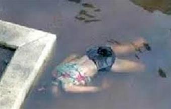 مصرع طفلة غرقا بمجرى مياه في سوهاج