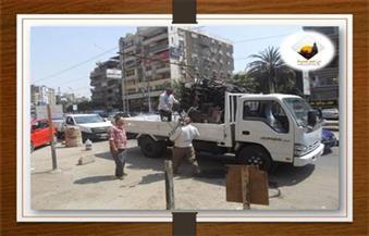 """حى مصر الجديدة يبدأ تنفيذ مبادرة """"حلوة يابلدى"""" السبت المقبل"""