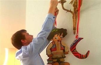 """عمرو سمير عاطف: لا يشرفني احتفال السفير البريطاني بـ""""بكار"""""""