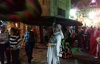 """بالصور.. """"قصور الثقافة"""" تنظم مسيرة فنية احتفالًا بذكرى ثورة 30 يونيو"""