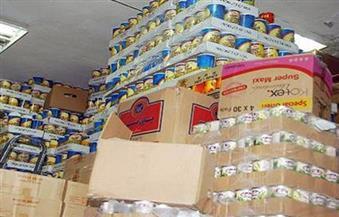 ضبط كميات من الأغذية الفاسدة في حملات على الأسواق بالإسكندرية