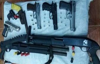ضبط 7 قضايا سلاح ناري بدون ترخيص و14 قضية آداب بالفيوم