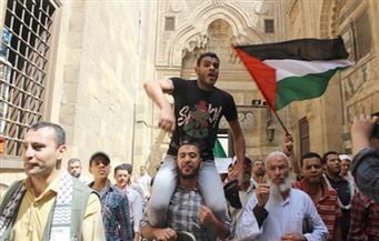 """""""فصائل غزة"""" تُنظم مسيرة حاشدة في ذكرى """"يوم القدس العالمي"""""""