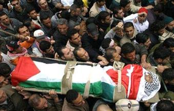 استشهاد فلسطينيين اثنين في غارة إسرائيلية وسط قطاع غزة