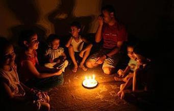 غضب في بني سويف لانقطاع الكهرباء والمياه ليلة العيد