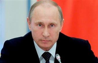 فلاديمير بوتين في القرم بعد تصاعد التوتر مع أوكرانيا