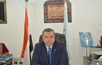 بالصور.. سعفان يلتقي سفير مصر الجديد بلبنان لحل مشاكل العمالة المصرية