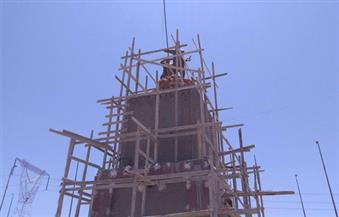 بالصور.. محافظ كفر الشيخ يتفقد عمليات إنشاء النصب التذكارى لمعركة البرلس البحرية