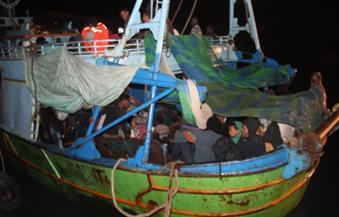 بالصور.. القوات البحرية تنجح فى إحباط محاولة ثالثة لهجرة غير شرعية خلال 24 ساعة