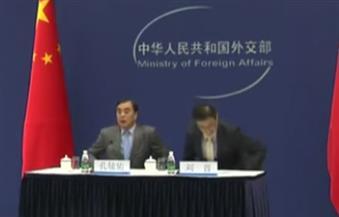 بالفيديو.. دبلوماسي صيني: يجب عدم مناقشة الوضع في بحر الصين الجنوبي خلال قمة آسيوية أوروبية