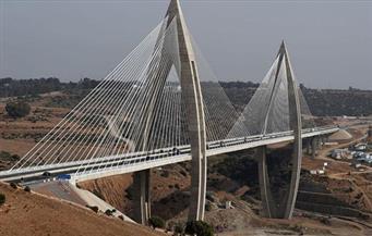 """""""محمد السادس"""".. أكبر جسر معلق في إفريقيا"""