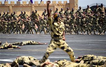 السيسي يصدق على منح أوائل دفعة ضباط الصف نوط الواجب العسكري من الطبقة الثالثة