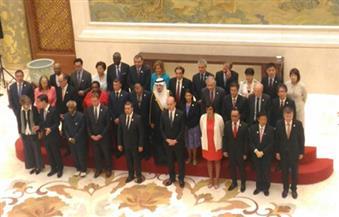 بالصور.. سعفان يرأس وفد مصر.. بدء اجتماع وزراء العمل لدول مجموعة العشرين ببكين لمناقشة تطور الاقتصاد العالمي