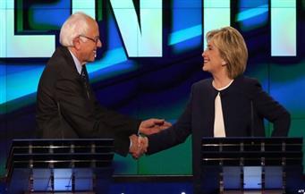 ساندرز يعلن دعمه لهيلاري كلينتون في انتخابات الرئاسة الأمريكية