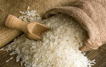 """""""تموين الإسكندرية"""" يضبط 6 أطنان أرز محجوبة عن البيع بأحد المخازن لزيادة سعرها"""