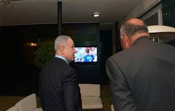 """نتنياهو يشيد بدفء العلاقات بين """"إسرائيل"""" و """"مصر"""" تحت حكم السيسي"""