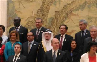 """في اجتماع وزراء العمل والتوظيف بمجموعة العشرين ببكين..""""سعفان"""": مصر تخوض حربًا منفردة مع الإرهاب"""
