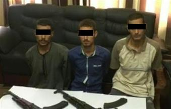 تفاصيل ضبط المتهمين بقتل رجل الأعمال النايض وراهبة بطريق الإسكندرية الصحراوي