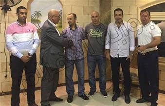 انتهاء أزمة حسام حسن ومصور الداخلية بالتصالح