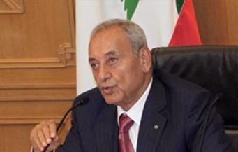بري يدعو إلى إقامة مؤسسات اقتصادية مع مصر والتمسك بالطائف وسلام بارد بين إيران والسعودية