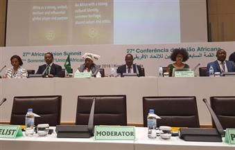 رئيسة مفوضية الاتحاد الإفريقى: نسعى لدعم التكامل فى القارة.. و للإعلام دور هام لإسكات صوت البنادق