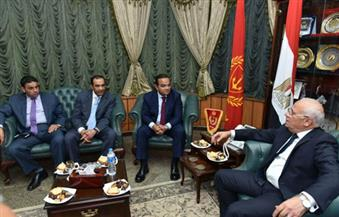وفد هيئة الاستثمار من بورسعيد: طرح أراضٍ جديدة للمشروعات الصغيرة بالمنطقة الصناعية