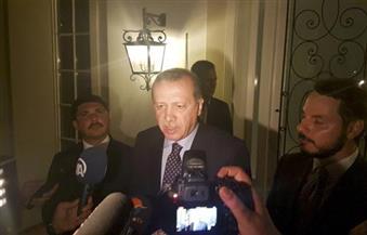 أردوغان يظهر في مداخلة على أحد القنوات التركية