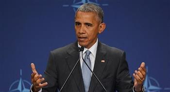 أوباما يؤكد دعمه للحكومة التركية ويدعو لسيادة القانون