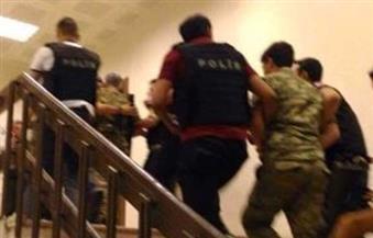 استسلام 200 ضابط خارج مبنى رئاسة الأركان فى أنقرة