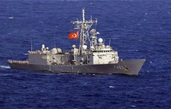 شارل ديجول ترصد فرقاطة تركية تواكب شحنة مدرعات وتتجه إلى طرابلس