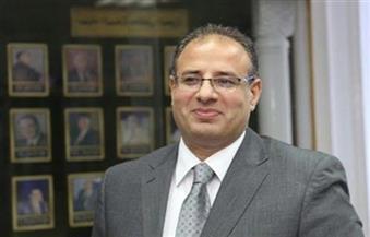 محافظ الإسكندرية يشدد على سرعة توصيل الغاز الطبيعي للمنازل تنفيذا لتوجيهات الرئيس