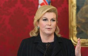 استطلاعات عقب انتهاء التصويت: رئيسة كرواتيا تواجه جولة إعادة في الانتخابات