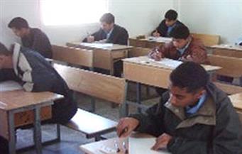 بدء امتحانات الدور الثانى لصفوف النقل بالابتدائي والإعدادي والثانوي فى أسيوط