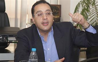 وزير الإسكان يتفقد أعمال البنية الأساسية بمدينة العلمين الجديدة