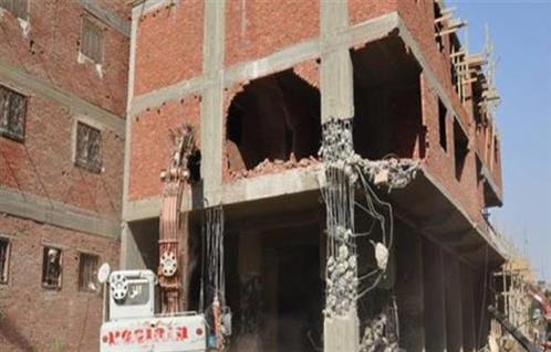 محافظة الجيزة تواصل تلقي طلبات المواطنين للتصالح في بعض مخالفات البناء -