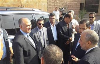 """لخدمة 55 ألف فدان.. وزير الري يفتتح سحارة مصرف """"سماتاي"""" بالغربية بتكلفة 10 ملايين جنيه"""