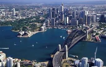 تحرك الصفائح التكتونية يغير الموقع الحقيقي لأستراليا على الخرائط