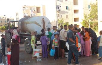 غدًا.. انقطاع المياه لمدة 5 ساعات عن مدينة القناطر الخيرية بالقليوبية