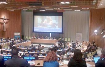 ميرفت تلاوي تشارك في اجتماعات المجموعة العربية لمتابعة تنفيذ أجندة التنمية المستدامة