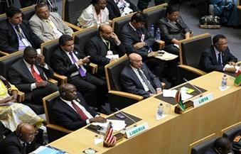 الزعماء الأفارقة يبحثون مشروع البيان الختامي لقمة كيجالي