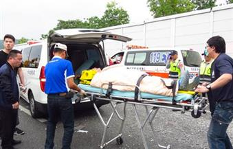 مقتل 26 شخصًا في  احتراق حافلة بتايوان