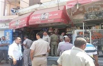 حملة تموينية بمطوبس كفر الشيخ تضبط 2900 سيجارة صينية مهربة قبل بيعها في السوق السوداء
