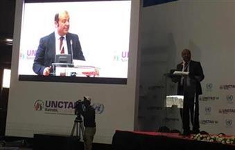 """خلال كلمته بـ""""الأونكتاد"""".. وزير التموين: أهداف الحكومة تلبية احتياجات المستهلك المصري"""