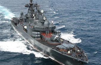 الطيران التركي يضرب سفينتين عسكريتين حاولتا الهروب للمياه اليونانية