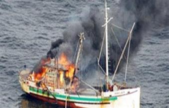 مصرع عامل مصري وإصابة 5 آخرين في انفجار موقد بوتاجاز بمركب صيد بميناء زوارة الليبي