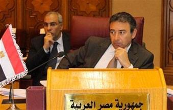 مساعد وزير الخارجية للشئون العربية يبحث مع المبعوث الأممي إلى ليبيا تطورات الأوضاع هناك