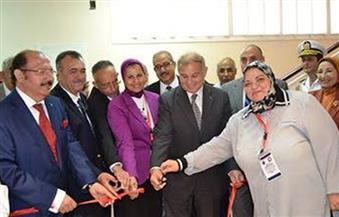 بالصور.. افتتاح 14 معملًا بحثيًا جديدًا بطب الإسكندرية بتكلفة 40 مليون جنيه