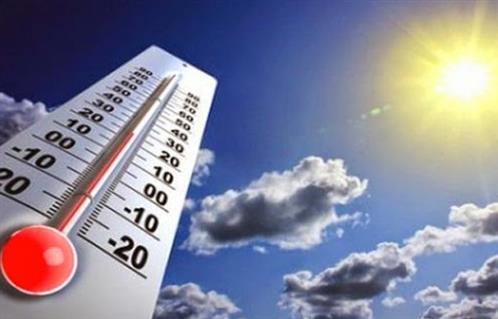 الأرصاد: طقس الإثنين شديد الحرارة.. والعظمى بالقاهرة 34 -